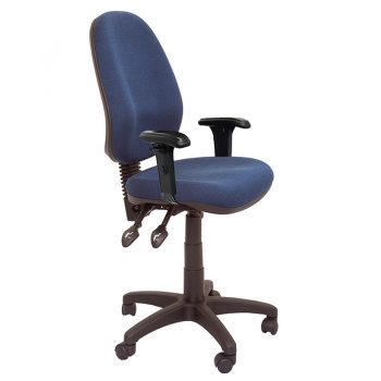 Avon High Back Chair with Arms