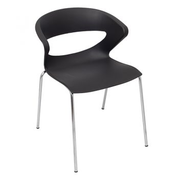 Buchan Chair, Black