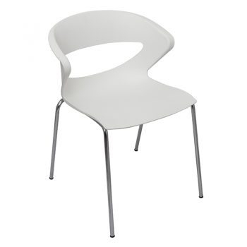 Buchan Chair, White
