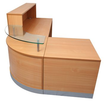 Compass Reception Desk, Image 2