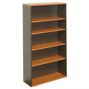 Corporate Bookcase 1800h x 900w x 315d