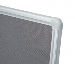 Deluxe Pin Board, Edge Detail