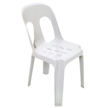 Elliott Chair, White