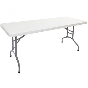 Lily Poly Folding Table