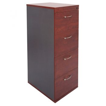 Principal Executive Four Drawer Filing Cabinet