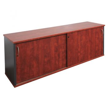 Principal Executive Sliding Door Credenza