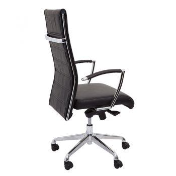 Sophia High Back Chair, Rear View