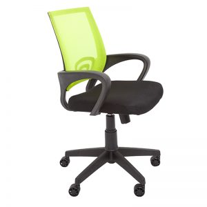 Styx Chair, Lime Mesh Back