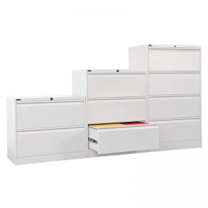 Super Heavy Duty Metal Lateral File Drawers