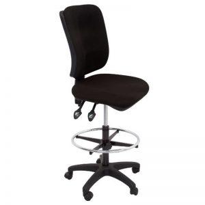 Tooma Heavy Duty High Back Drafting Chair