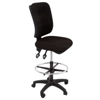 Tooma Heavy Duty High Back Drafting Chair