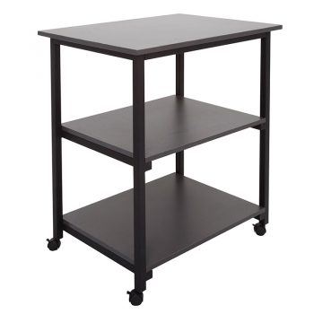 Utility 3 Tier Trolley