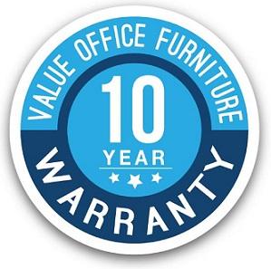 Value Office Furniture 10 Year Warranty