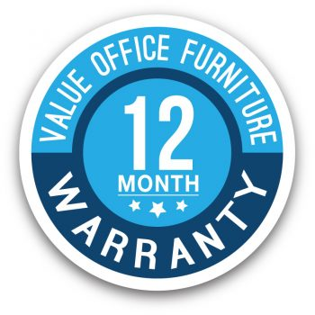 Value Office Furniture 12 Month Warranty