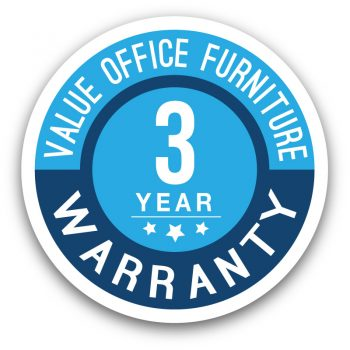 Value Office Furniture 3 Year Warranty