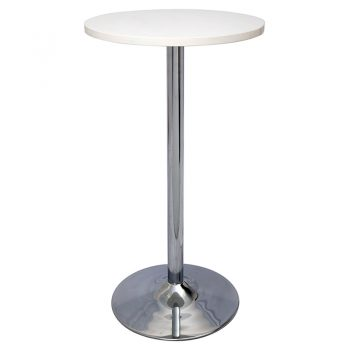 Vogue Round High Meeting Table