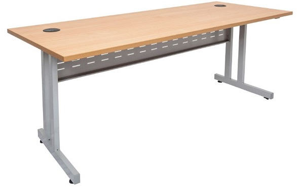 Office Furniture: Trend Desk With High Impact ABS Edging