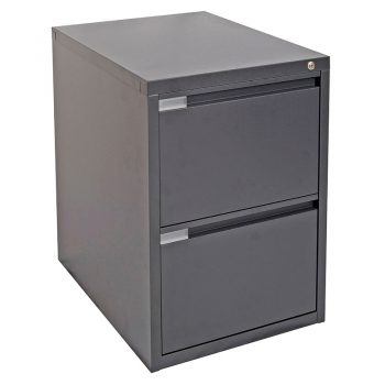 Premium Quality Vertical Two Drawer Metal Filing Cabinet