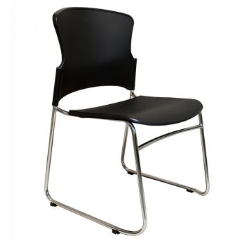Fleet Visitor Chair, No Arms