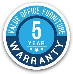 Value Office Furniture 5 Year Warranty