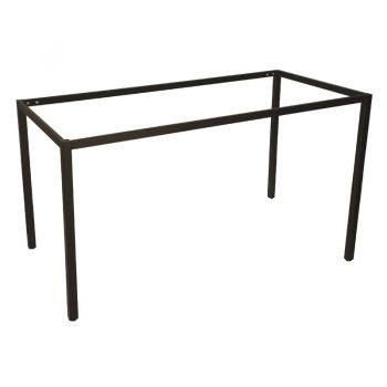 Barron Steel High Table Base