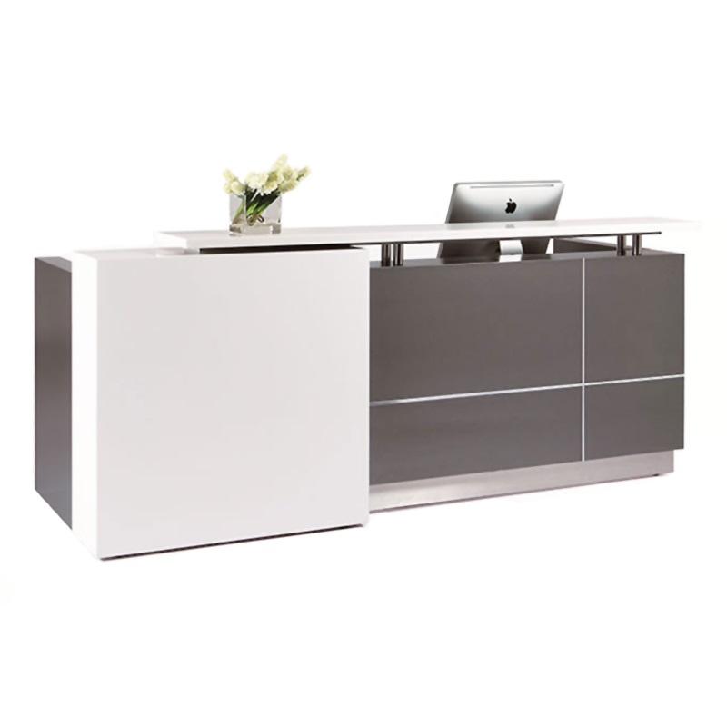 Matrix Reception Desk Value Office Furniture