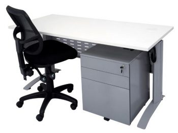 Smart-Sit-Stand-Electronic-Height-Adjustable-Desk-Chair-and-Mobile-Drawer-Unit