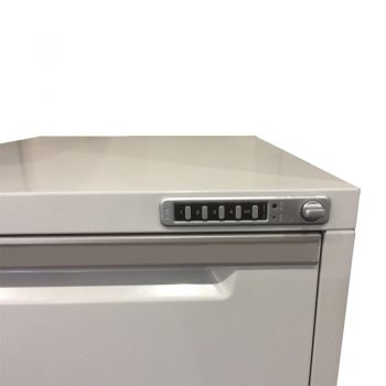 Electronic Push Button Security Cabinet