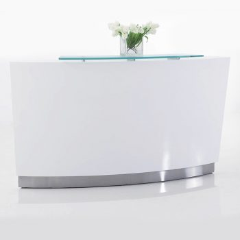 Exceed One Piece Reception Desk