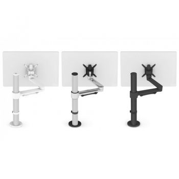 Versatile Standard Ergonomic Single Monitor Arm