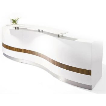 Swerve Reception Desk