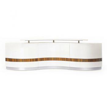 Swerve Reception Desk, Image 2