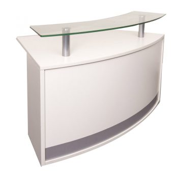 Evolve Reception Desk Low Section