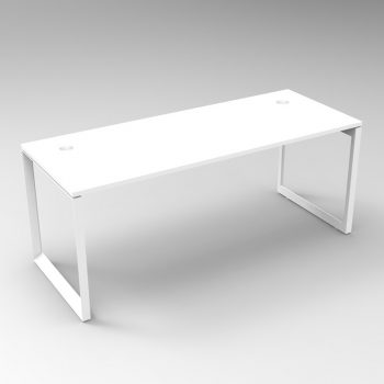 Modular Loop Single Desk, 1 Person