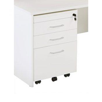 Smart Sequel Melamine Mobile Drawer Unit