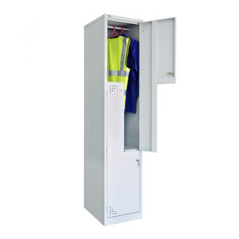 Super Heavy Duty Locker 2 Stepped Door