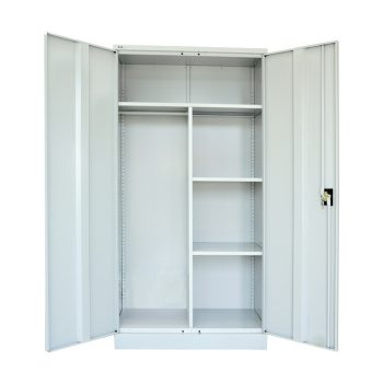 Super Heavy Duty Wardrobe Utility Cupboard, Empty