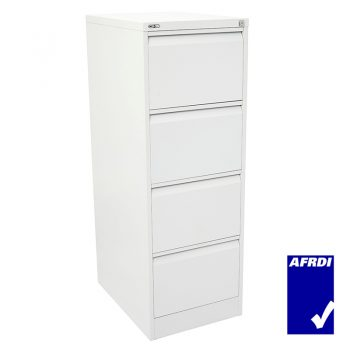 GO 4 drawer filing cabinet