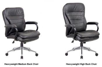 Heavyweight Chairs