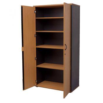 Corporate Storage Cupboard, Open