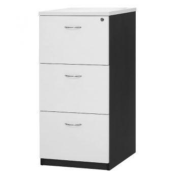 Edge 3 Drawer Filing Cabinet