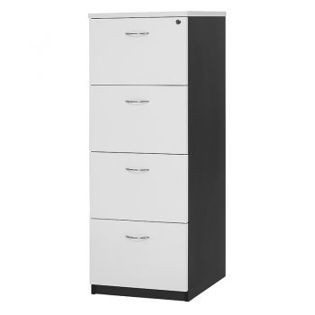 Edge 4 Drawer Filing Cabinet