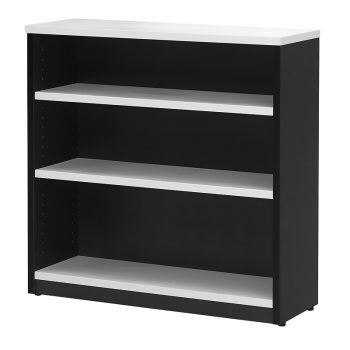 Edge 900mm High Bookcase