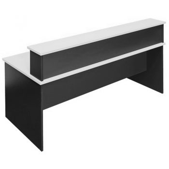Edge Office Desk with Cowl