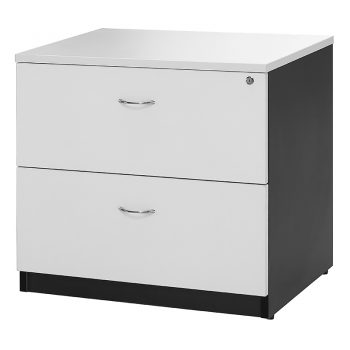 Edge Lateral 2 Drawer Filing Cabinet