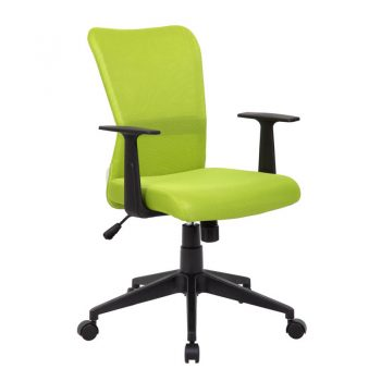 Effect Chair, Lime Green
