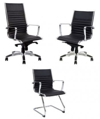 Prestige Chair Range, Black