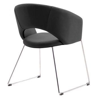 Preston Chair, Rear View