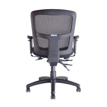 Summit Promesh Chair, with Arms, Rear View