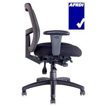Summit Promesh Chair with Arms